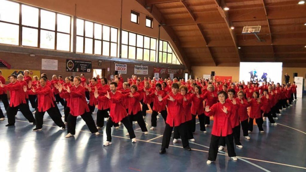 Tai Chi Chuan melhora a Atenção Plena
