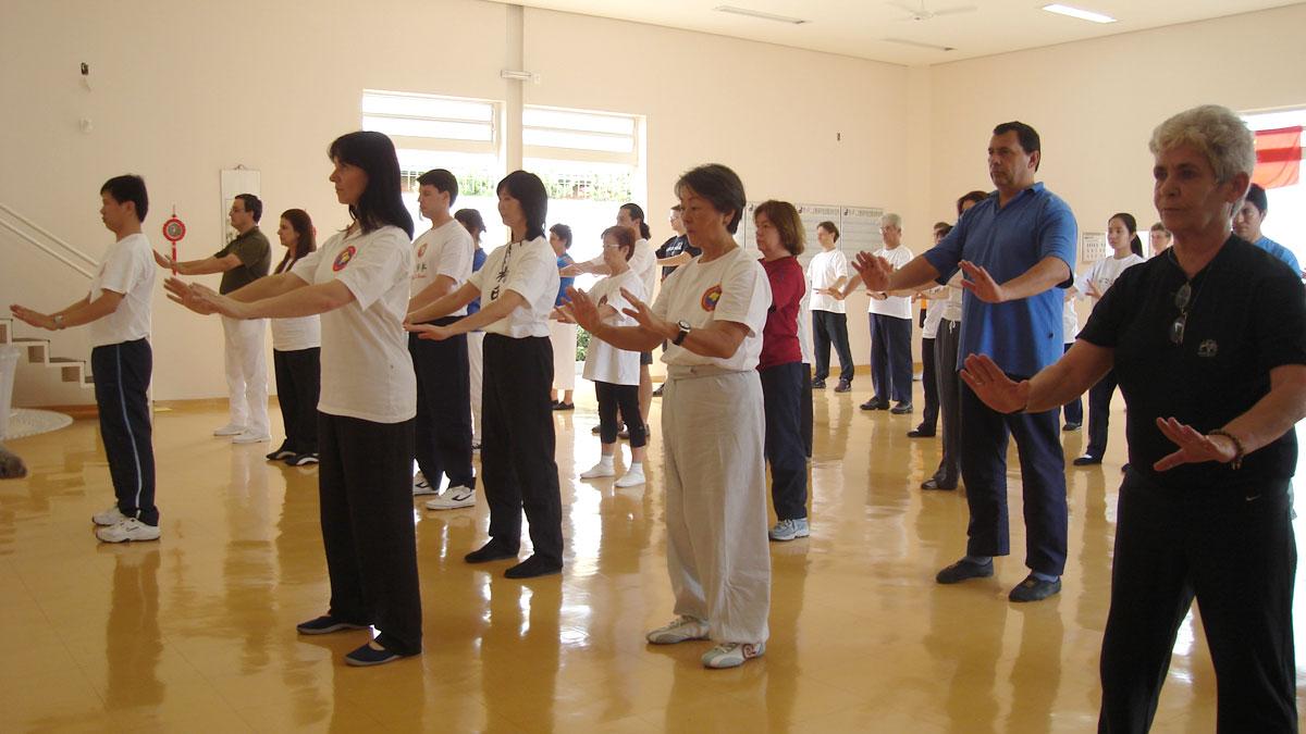 Seminário da Forma 49 movimentos do Tai Chi Chuan