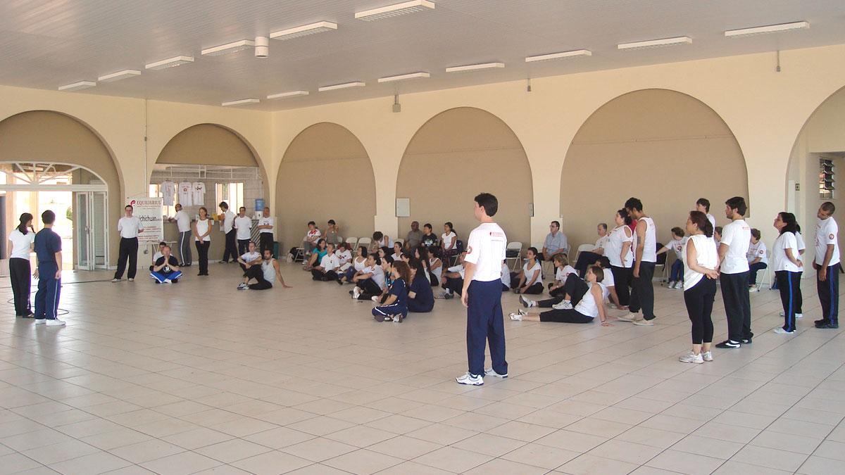 Seminário da Forma Tradicional do Tai Chi Chuan