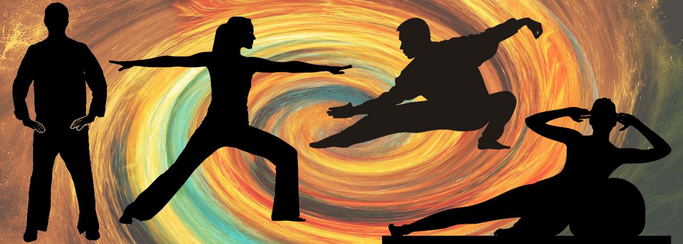 Aulas de Tai Chi Chuan, Yoga, Chi Kung e Pilates. Agende sua aula experimental gratuita!