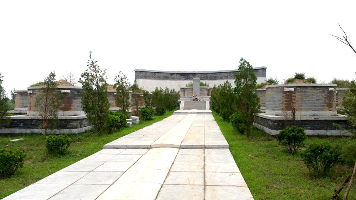 Memorial da Família Yang de Tai Chi Chuan - Cidade de Handan - Província de Hebei