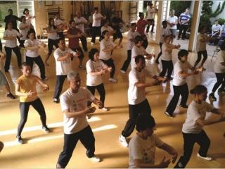 Dia Mundial do Tai Chi Chuan no EQUILIBRIUS 2021