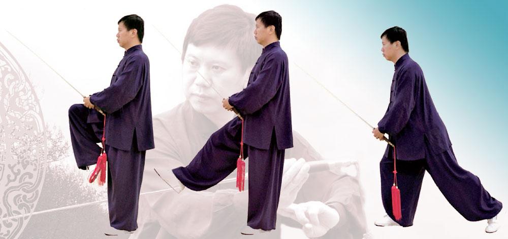 Curso de Espada Tai Chi